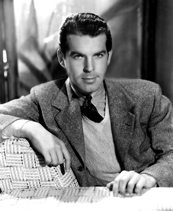 Fred macmurray 1936 photograph by everett for Fred macmurray