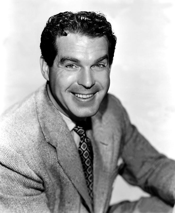 Fred macmurray portrait photograph by everett for Fred macmurray