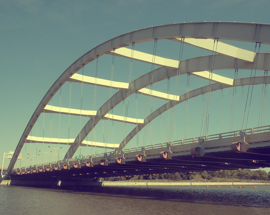 Freddie Sue Bridge Photograph