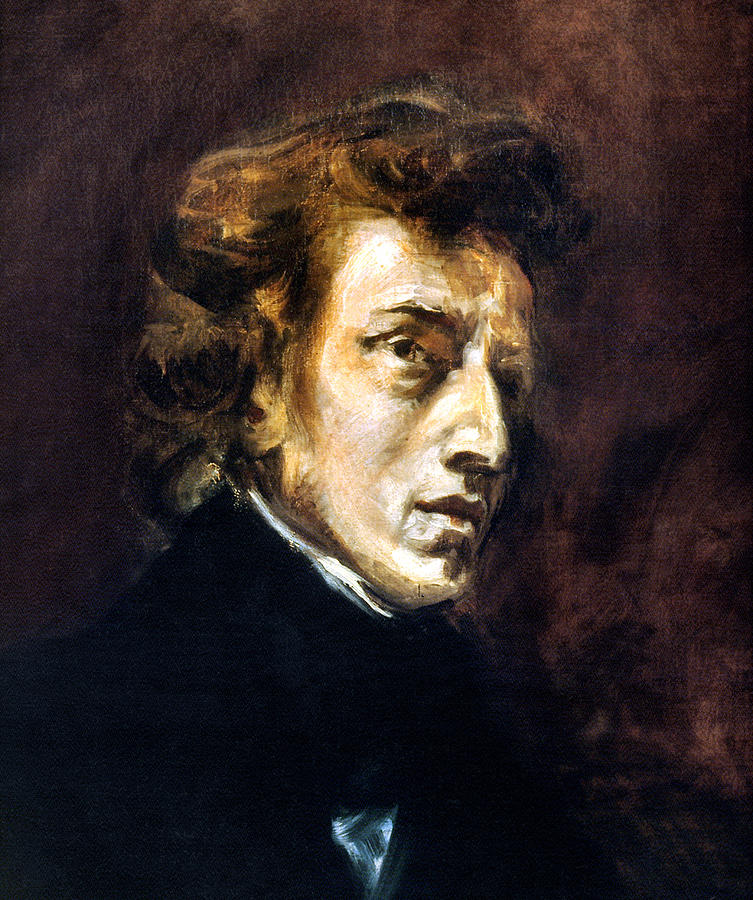 Frederic Chopin Photograph