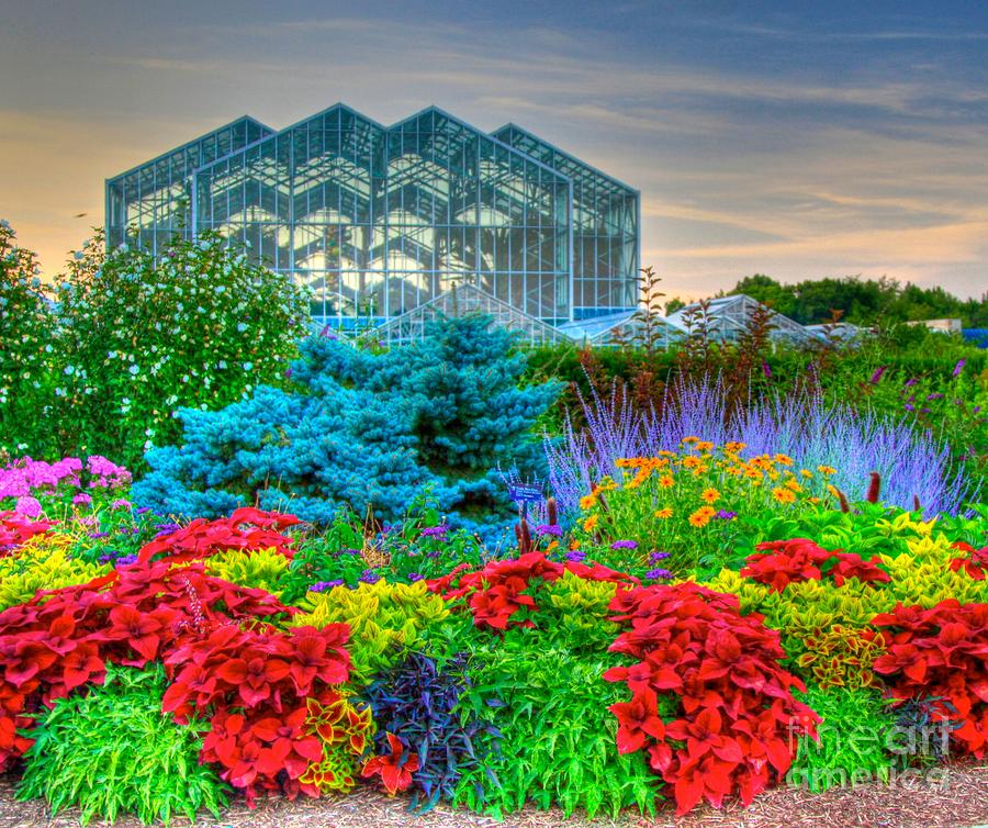 Frederik Meijer Gardens 2 By Robert Pearson