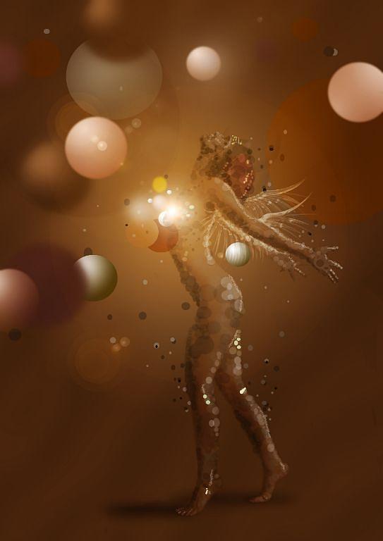 Free Blur Digital Art