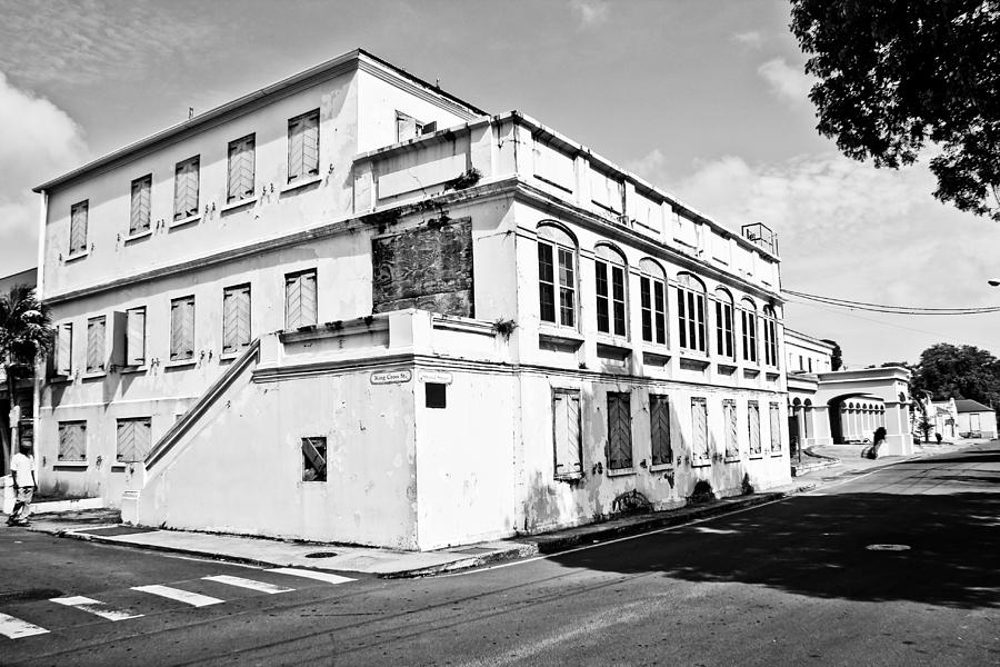 Freedom City Old Medical Building Photograph  - Freedom City Old Medical Building Fine Art Print