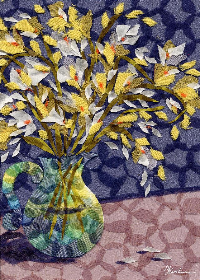Freesia Tapestry - Textile