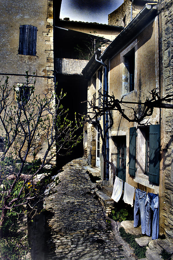 French Laundry Photograph  - French Laundry Fine Art Print
