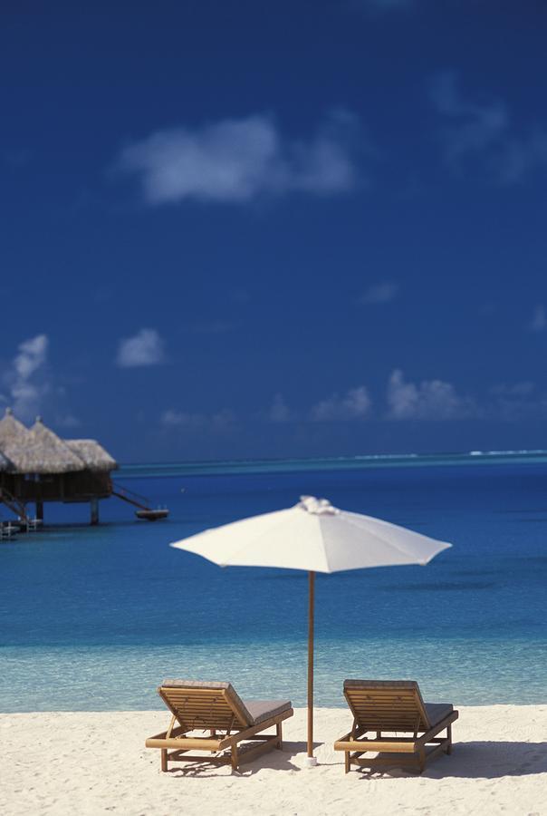 French Polynesia, Bora Bora Photograph