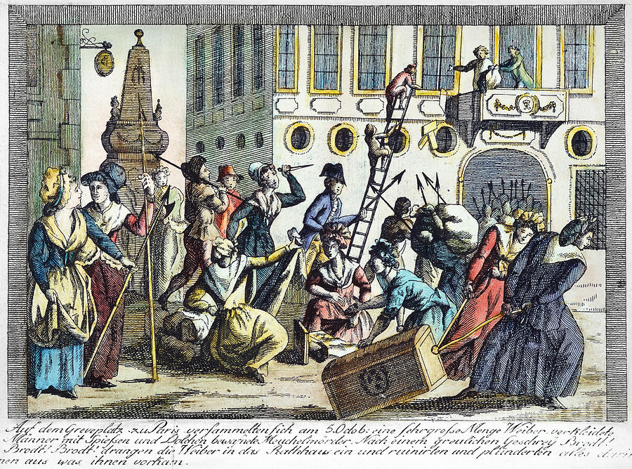 French Revolution, 1789 Photograph  - French Revolution, 1789 Fine Art Print