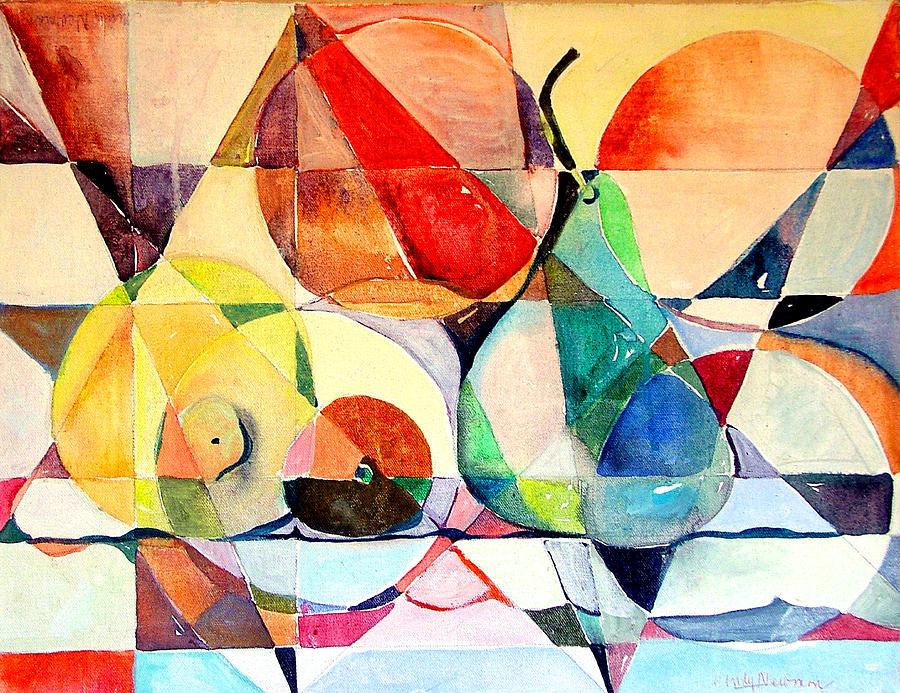 Fresh Fruit Painting