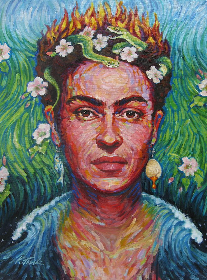 Frieda Kahlo Paintings for Sale