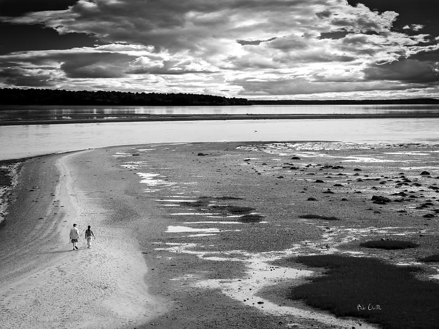 From Here To Eternity  Bailey Island Maine Photograph  - From Here To Eternity  Bailey Island Maine Fine Art Print