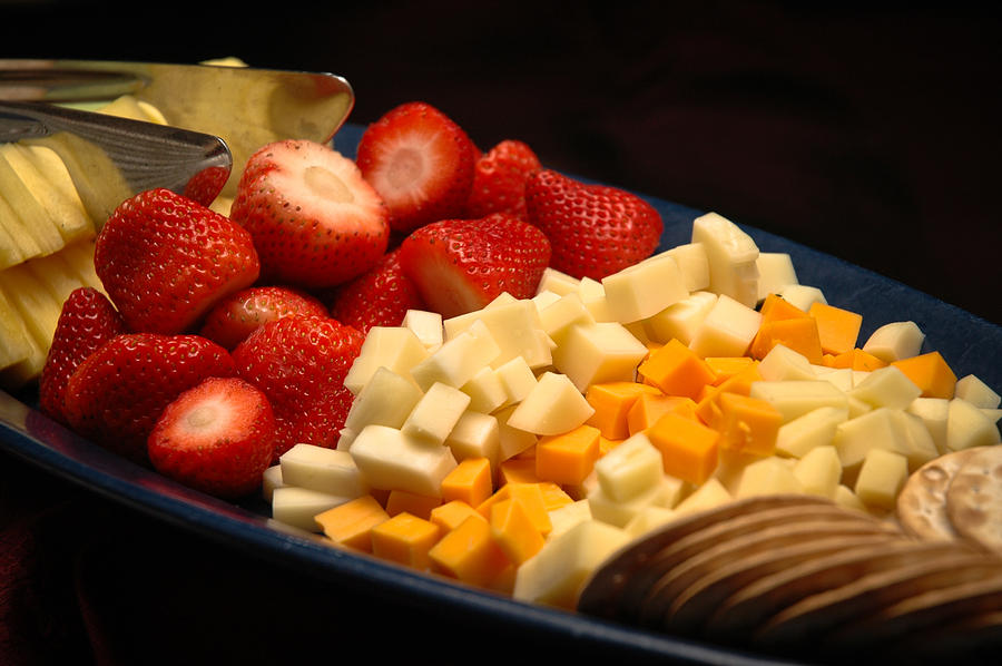 Simple Cheese Platter Images