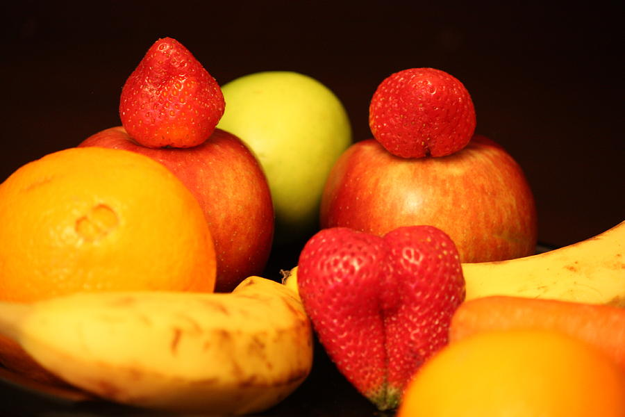 Fruit Dreams Before Daybreak Photograph