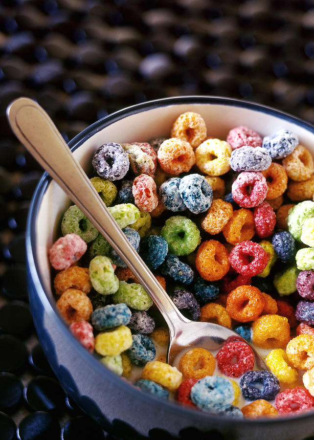 Fruit Loops Photograph  - Fruit Loops Fine Art Print