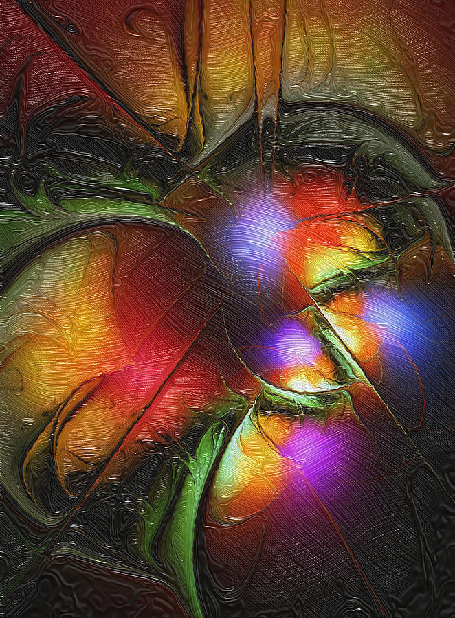 Fruit Of The Forest Digital Art