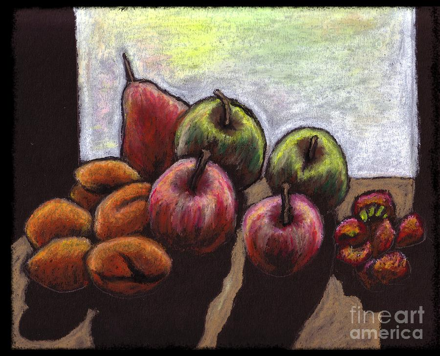 Fruit Still-life Tapestry - Textile  - Fruit Still-life Fine Art Print