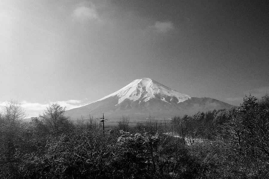 Fujisan Injapan Photograph