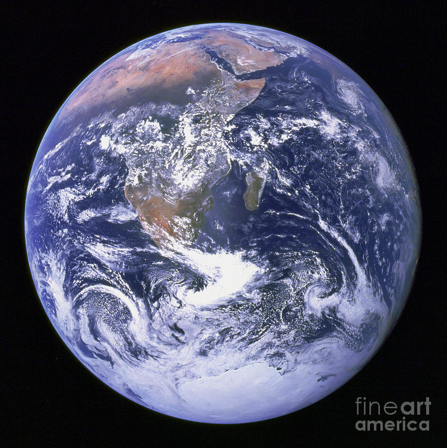 Full Earth Photograph