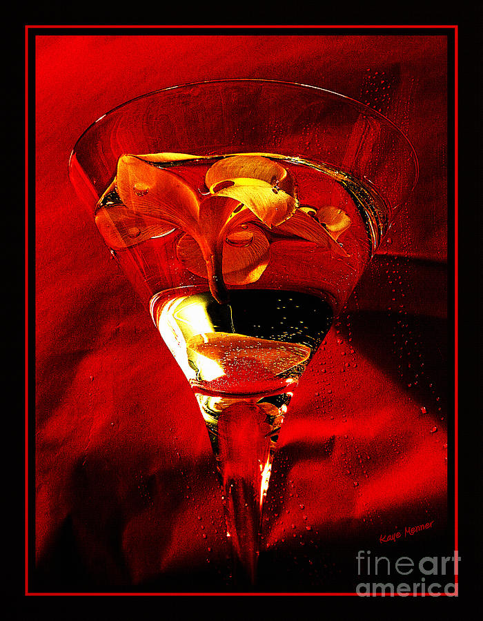 Fun In A Glass Photograph  - Fun In A Glass Fine Art Print