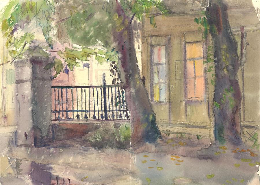 Furmanny Pereulok Painting