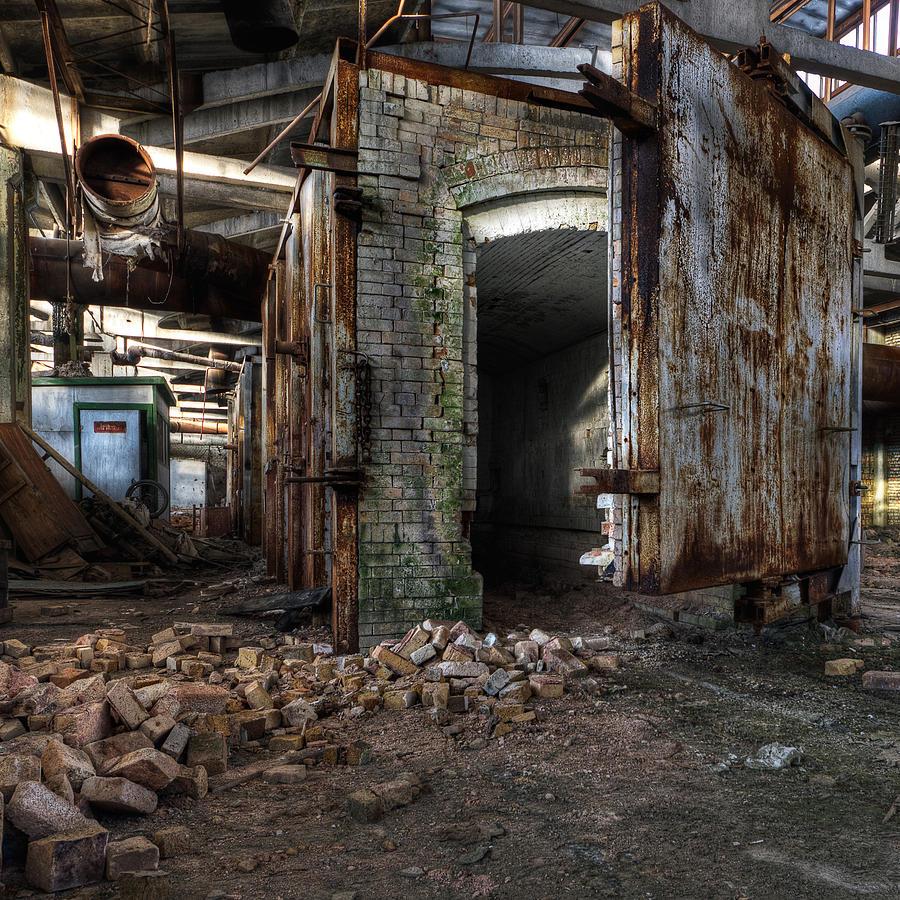 Furnace Photograph