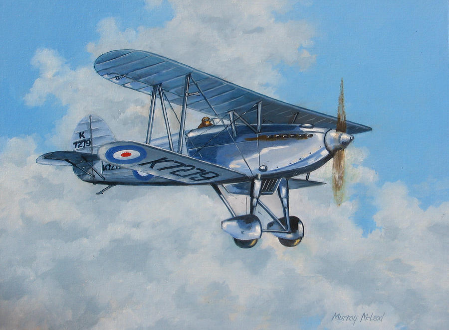 Fury II Raf Painting