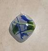 Fused Glass Pendant Photograph