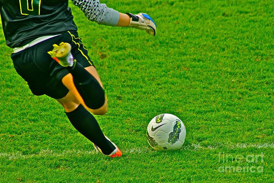 Game Ball Photograph