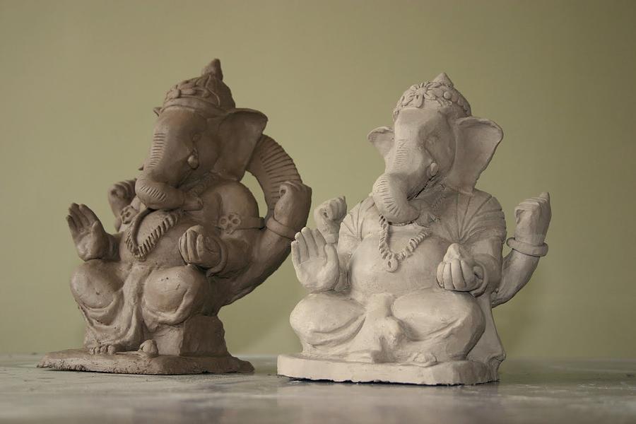 Ganapati Idols Sculpture
