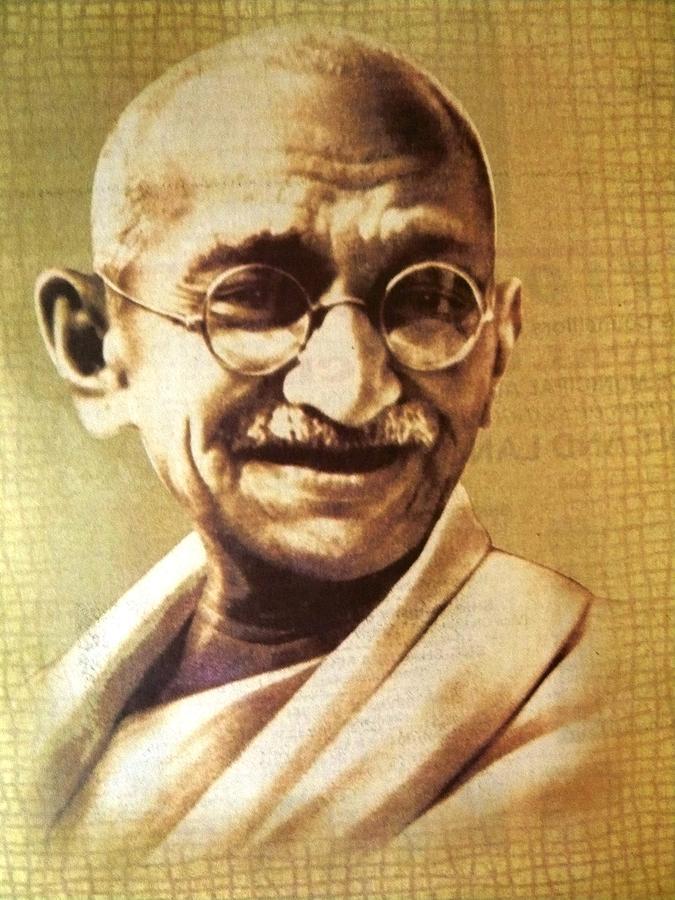biography on gandhi ji