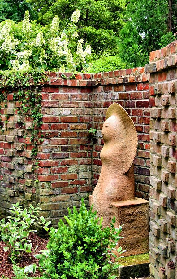 Garden Art Photograph