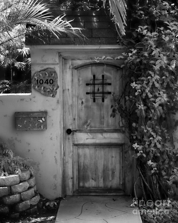 Garden Doorway 2 Photograph
