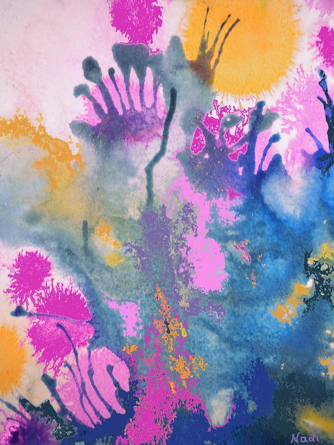 Garden Fantastico Painting