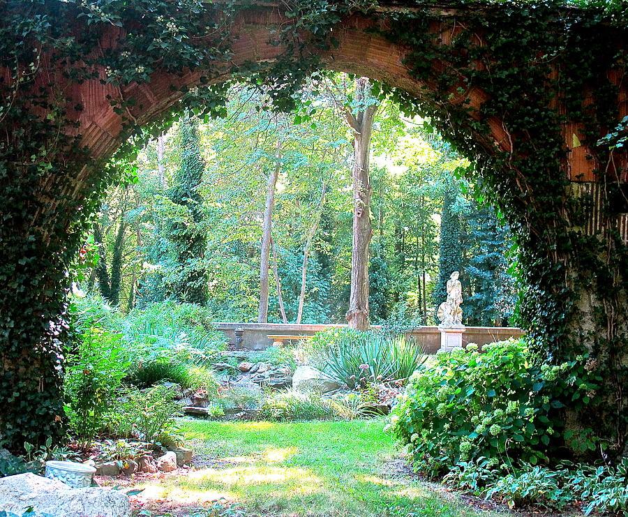Garden Of Eden By Stacey Skordas
