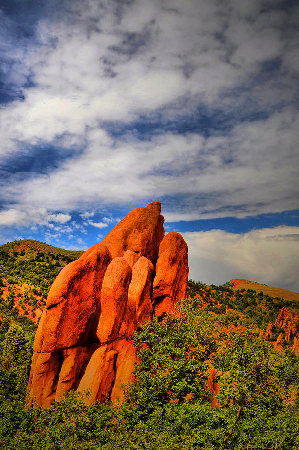 Garden Of The Gods 8 Photograph  - Garden Of The Gods 8 Fine Art Print