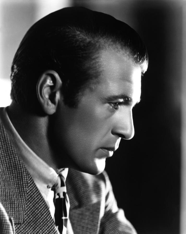 Gary Cooper, Paramount Pictures, 1934 Photograph