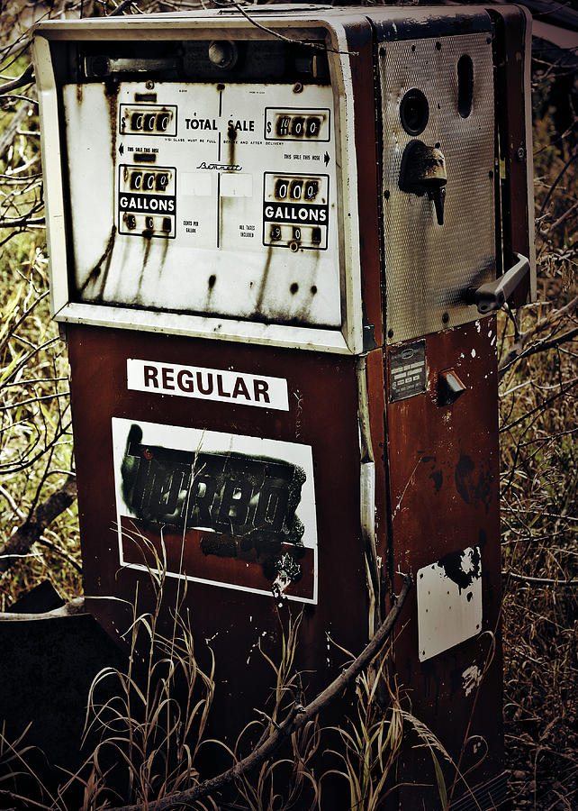 Gaspump  Photograph