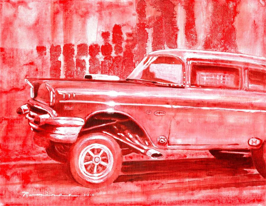 Gasser Madness Painting
