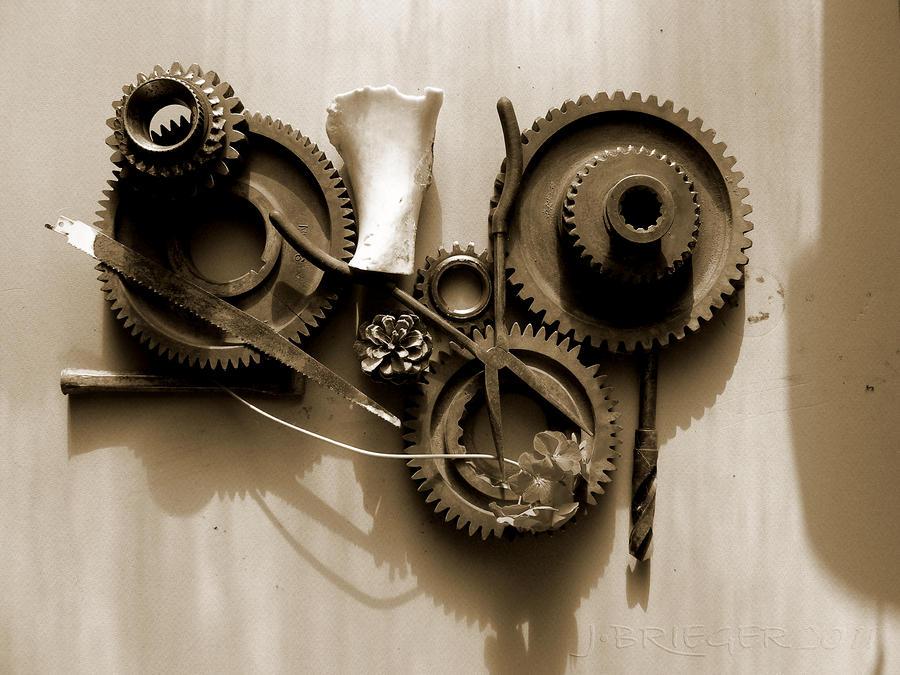 Gears II Photograph