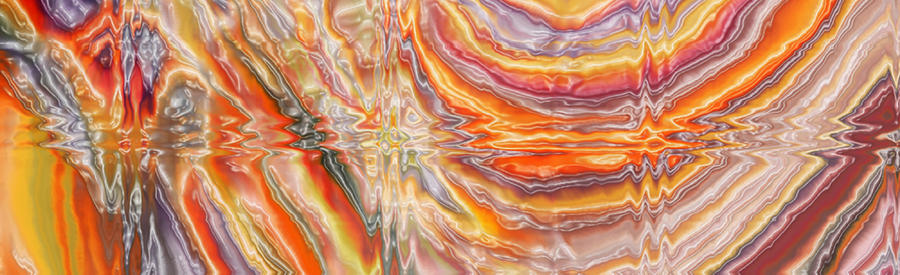 Digital Art - Geode by Mitra Kelly
