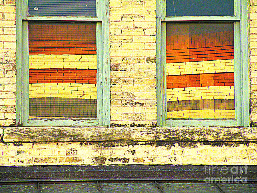 Geological Offices Photograph  - Geological Offices Fine Art Print