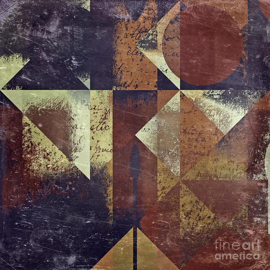 Geomix 04 - 6ac8bv2t7c Digital Art