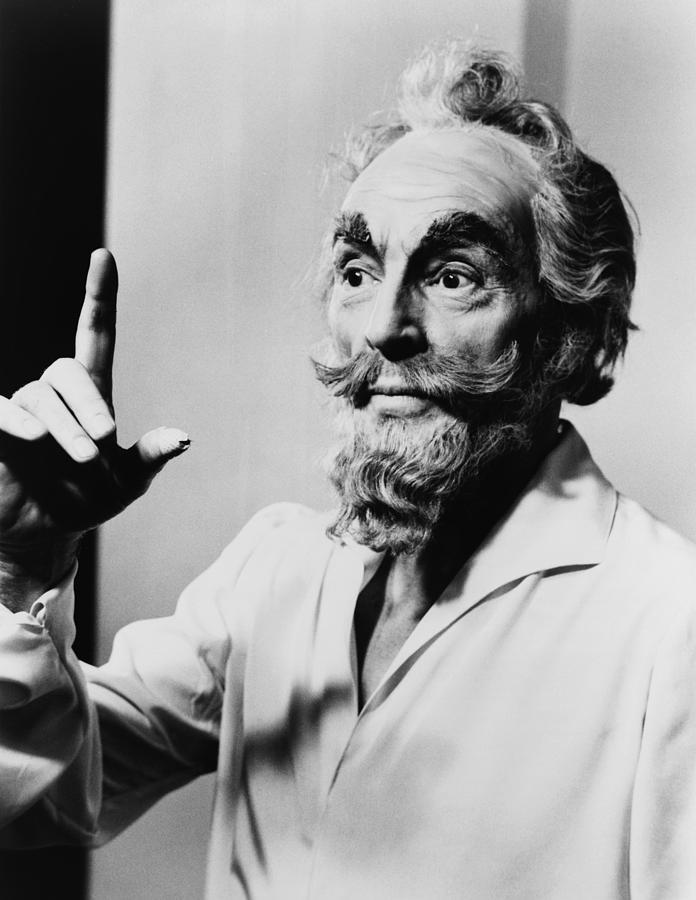 George Balanchine 1907-1983 Photograph
