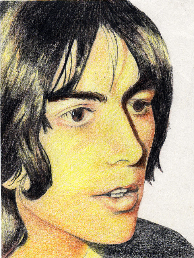 Beatles Painting - George Harrison by Jayne Kennedy