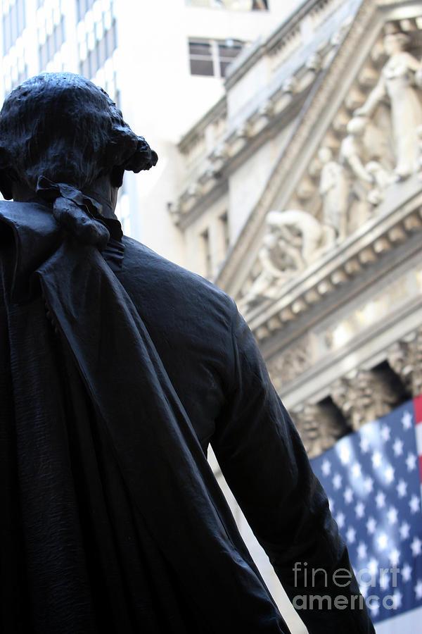 George Washington Photograph - George  by Leslie Leda