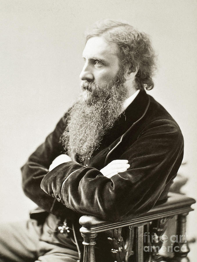 George Macdonald Photograph  - George Macdonald Fine Art Print