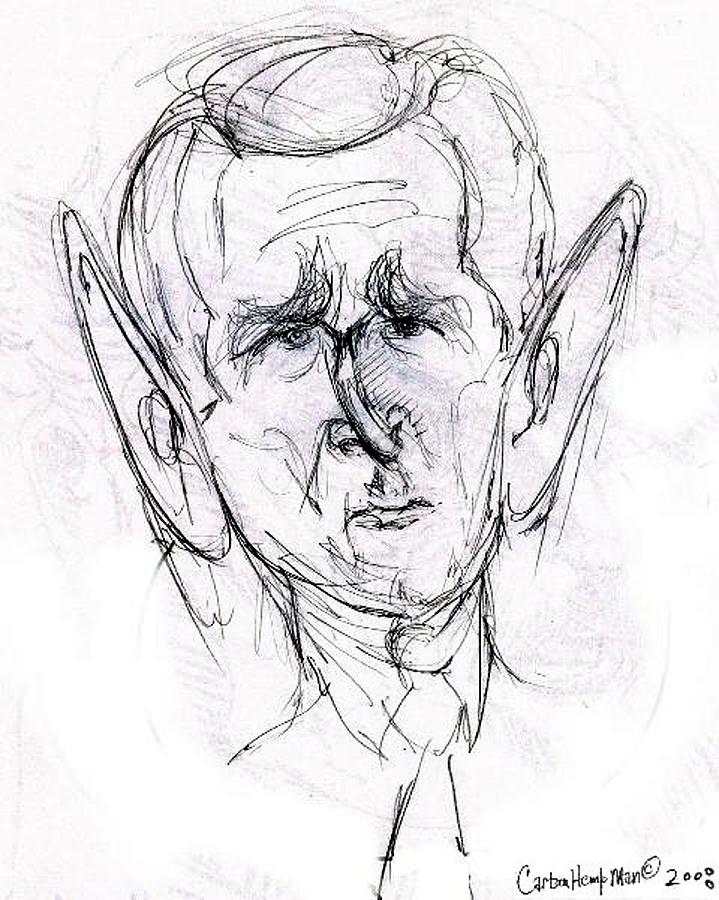 George W Bush Paintings For Sale