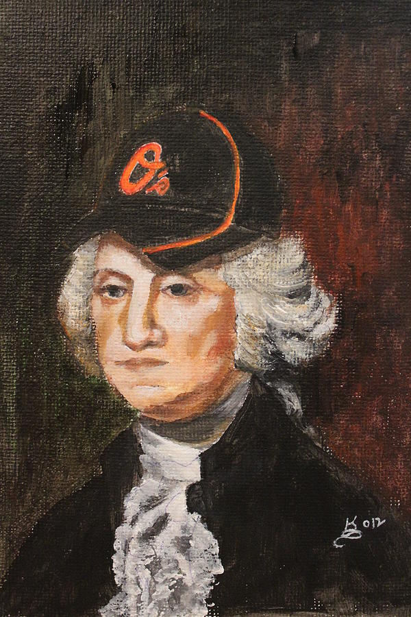 Georges Cap Painting