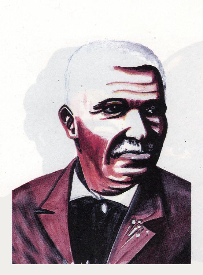Georges Washington Carver Painting