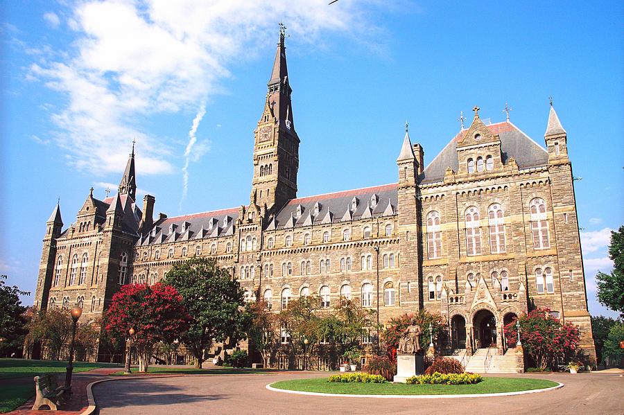 a description of georgetown university