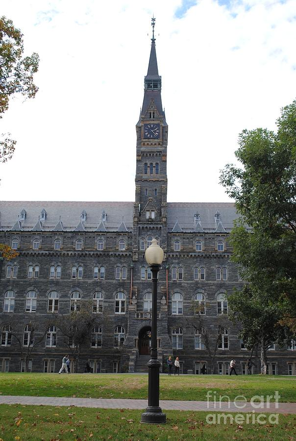 Georgetown University by Jost Houk
